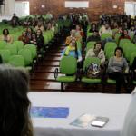 Mesa de abertura da solenidade foi realizada durante a manhã desta quarta-feira (Foto: Deise Fachin)