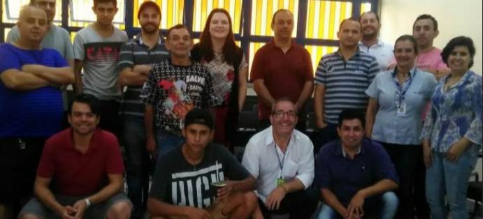 Taxistas recebem curso de introdução ao turismo em Santa Maria