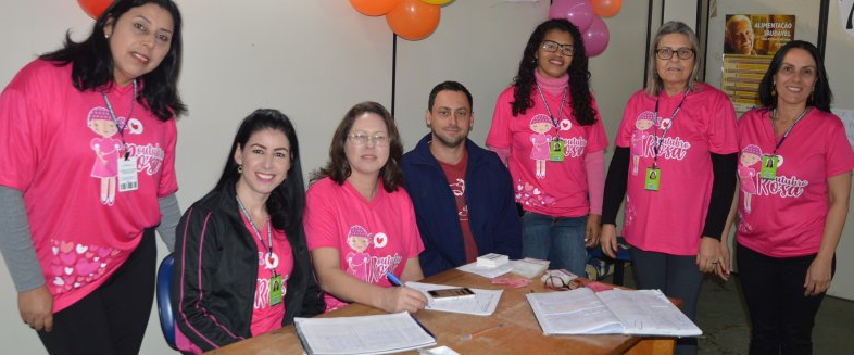 Em alusão ao Outubro Rosa, Unidade de Saúde da Santa Marta abriu neste sábado