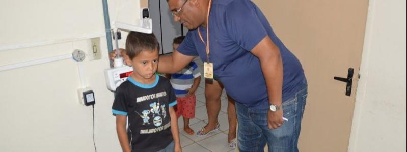 Beneficiários do Bolsa Família devem passar por pesagem em Santa Maria