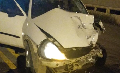Acidente deixa dois motoristas feridos em Santa Maria