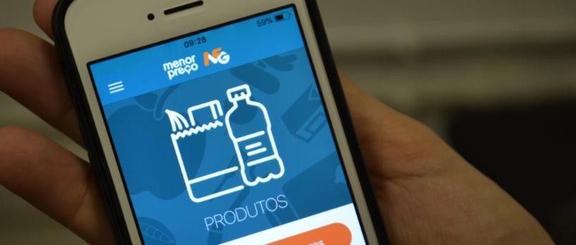 Aplicativo Menor Preço Nota Gaúcha já soma mais de 84 mil pesquisas de produtos